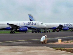 Anti Collision Alarms Sounded As Two Indigo Aircraft Come Clliding Mid Air