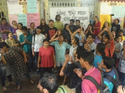 Jadavpur University Is Seize Free After 30 Hours Agitation Of Student