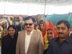 Hindu Candidate Mahesh Kumar Malani Wins National Assembly Seat In Pakistan Electionsp
