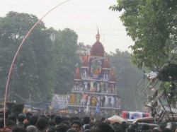 Mahesh Hoogly Is Preparing Rath Yatra