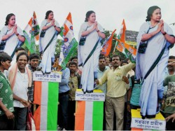 Mamata Banerjee Gives Masterstroke Bjp Supporters Join Tmc