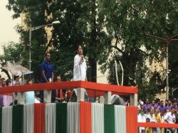Mamata Banerjee Criticises Bjp Over Hindutva Issue