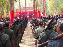 Maoists Are Trying Regrouping Bengal Border Warns Central Intelligence