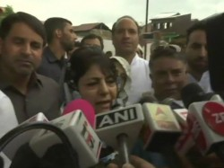If Delhi Tries Break Pdp Outcome Will Be Exceedingly Dangerous Warns Angry Mehbooba Mufti