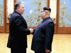 North Korea Says That The Meeting With Us Secretary State Is Regrettable