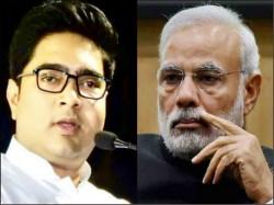 Abhishek Banerjee Welcomes Pm Narendra Modi West Bengal