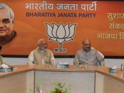 Bjp President Amit Shah Wants Apply Special Plan Win Loksabha Election