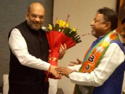 Narendra Modi Amit Shah Recognize The Right Person Mukul Roy