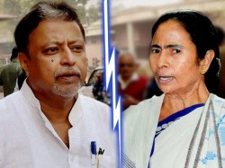 Mukul Roy Attacks Against Mamata Banerjee On Ritabrata Issue