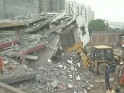 Two Buildings Collapse Greater Noida 3 Dead Bodies Recovered