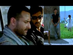 Saif Ali Khan Paly Antagonist Inajay Devgan S Taanaji