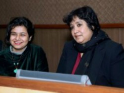 Taslima Gets Indian Visa Another Year
