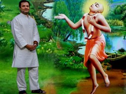 Congress President Rahul Gandhi Wins Mind India Like Chaitanya Dev