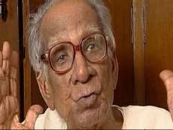 Bengali Writer Ramapada Chowdhury Dies Kolkata