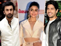Siddharth Is Shocked About Ranbir Alia S Relationship