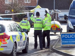 Russian Nerve Agent Strike Again Britain 2 People Hospitalized