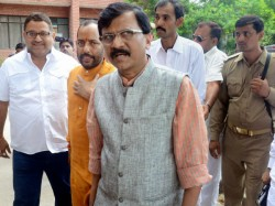Mps Bjp Ally Shiv Sena Do Not Participate Confidence Vote