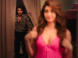 Sanju Song Mujhe Chaand Pe Le Chalo Is Sensuous Number Feauring Ranbir Kapoor Karishma Tanna