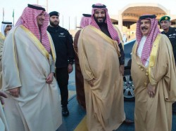 New Crown Prince Saudi Offered Model Kardashian Stay One Night