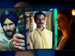 Things Watch Nawaz Saif Radhika Starrer Web Series Sacred Games