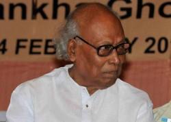 Poet Shankha Ghosh Expresses Anxiety On Assam Nrc