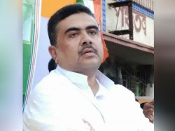 Tmc Minister Subhendu Adhikari Claims Bengali Prime Minister In India