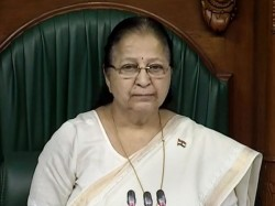 Tdp S No Confidence Motion Against Nda Government Is Accepted By Lok Sabha Speaker Sumitra Mahajan