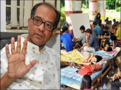 Jadavpur University S Vc Appeals Students Withdraw Hunger Strike