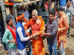 Attack On Swami Agnivesh Publicity Stunt Claims Jharkhand Bjp Leader