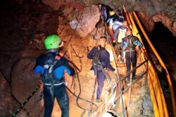 All 12 Boys Are Successfully Rescued Thailand Cave