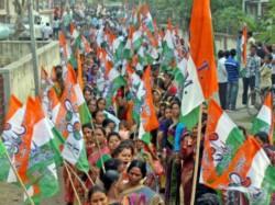 Bjp Leaders Jhargram Join Trinamool Congress After Panchayat