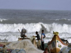 About 16 Fishermen Missing After Massive Natural Desaster Bay Bengal