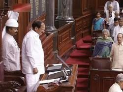 Venkaiah Naidu Sets Record Speaks 10 Languages Rajya Sabha Monsoon Session