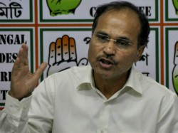 Adhir Choudhury Criticises Tmc Over Konnagar Connection With Prostitution
