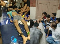 Health Condition Two Medical Students Has Deteriorating Due Hunger Strike Calcutta Medical College