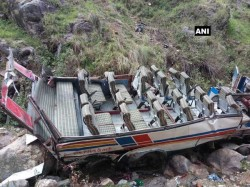 Total 48 People Are Killed 12 Injured A Bus Accident Uttarakhand S Pauri Garhwal