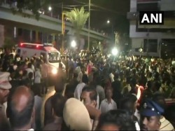 Health Condition Dmk Chief M Karunanidhi Who Is Admitted Chennai S Kauvery Hospital Critical