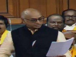 Tdp Mp Jayadev Galla Said No Confidence Motion Is War Between Morality And Majority