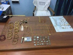 Maid On Serial Theft Spree Arrested From Parnasree Jewellery Worth 24 Lakh Recovered