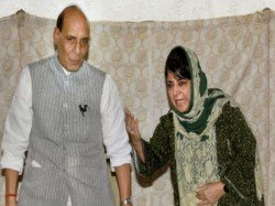 If You Create One Salahuddin We Will Send 10 Bhagat Singhs Bjp Tells Mehbooba Mufti