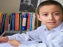 At The Age 14 Yasha Asley Becomes Youngest Maths Prof Uk