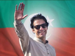 Imran Khan Travels Between His Two Houses Helicopter Triggers Controversy In Pakistan