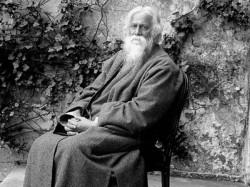 Last Life Rabindranath Tagore On 22 Shrabon