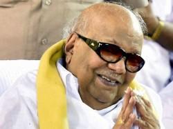 M Karunanidhi Passes Away Kauvery Hospital Releases Statement