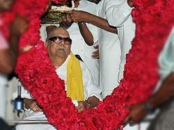 Five Time Tamil Nadu Cm Karunanidhi Never Lost An Election