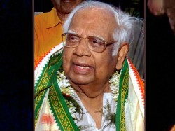 Somnath Chatterjee Has Strong Belief As Leftist Even Expelled From Cpm