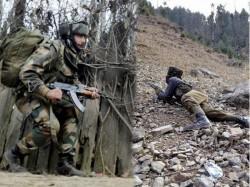 Four Terrorist A Security Personal Killed Different Incident Jammu Kashmir