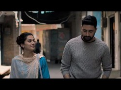 Abhishek Bachchan Taapsee Paanu Vicky Kaushal S Film Is A Love Story