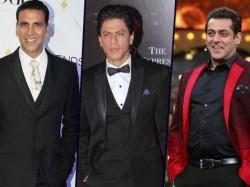 Akshay Kumar Salman Khan Among Top 10 Forbes Higest Paid Actors