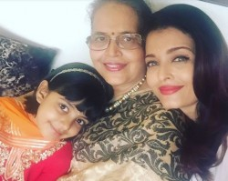 Aishwarya Rai Daughter Aaradhya Tie Rakhi Each Other Promise Eternal Love